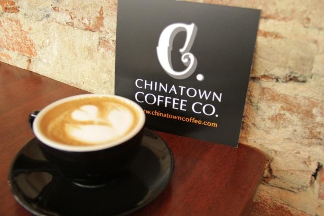 Chinatown Coffee Cappucino