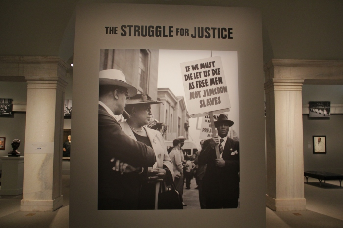 Smithsonian National Portrait Gallery Exhibit - The Struggle for Justice