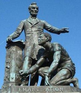 Freedmen's Memorial - Lincoln Park