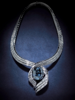 Hope Diamond Temporary Setting
