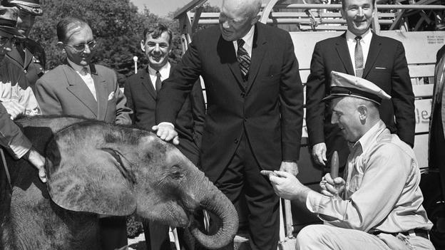 Eisenhower and Dzimbo