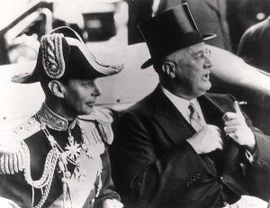 FDR and George VI