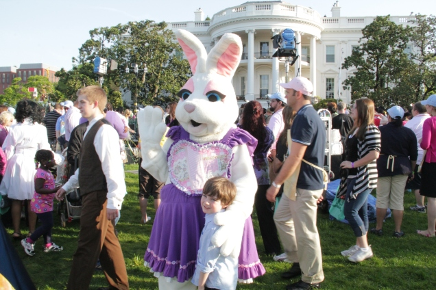WH Easter Egg Roll - 4.25.11