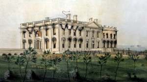 White House - George Munger - 1814-1815