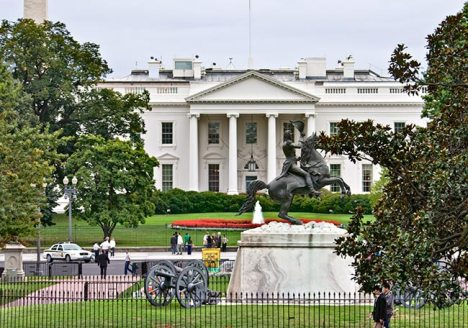 White House - North Side