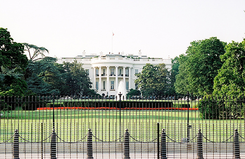 White House - South Side