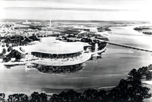 Kennedy Center, 1959