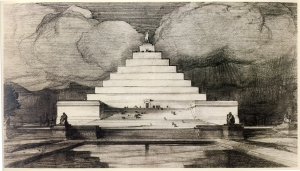 The Lincoln Memorial Pyramid