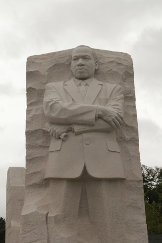 Martin Luther King Jr. National Memorial Statue