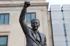 Mandela Statue