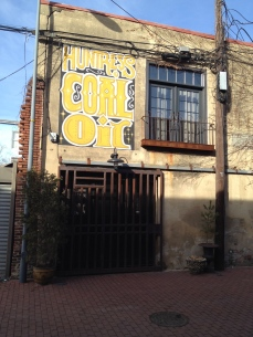 The Blagden Alley Social Club - a supper club and residence in Blagden Alley.